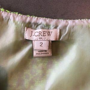 J. Crew Dresses - J.Crew Tweed Racerback Dress